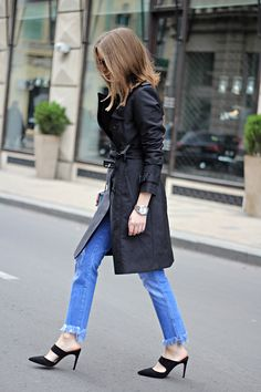 Fashion and style: Trench coat