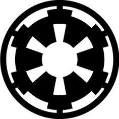 Star Wars - Imperial symbol possible tat as well