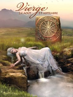 Features : Stock credits: Mermaid : Modele : Picture purchased in fotolia Background : and Mountain : Rock : & my own ressources Zodiac Serie : Zodiac Calendar : Facebook Page / Site / Shop / T...