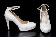 15557 278C (piel) zapatos de novia 2015 - Zapato - Ángel Alarcón
