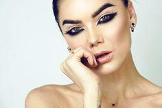 Linda Hallberg jul) Todays look - Sweet Home Beauty Makeup Tips, Makeup Geek, Makeup Remover, Eye Makeup, Makeup Stuff, Linda Hallberg, It Cosmetics Brushes, Makeup Cosmetics, Cosmetic Brushes
