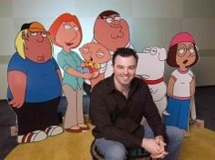 Seth Macfarlane (Family Guy & American Dad)