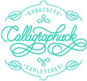 Calligraphuck: Exquisite Expletives  :]
