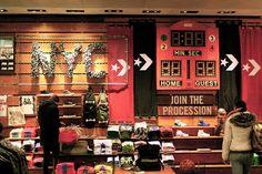 Converse flagship store, New York – SoHo