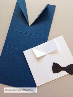 Elin Marie's Hobby Hule: Et forsøk på en liten mal på et bordkort Bride And Groom Silhouette, Paper Crafts Origami, Boss Baby, Art N Craft, Baby Party, Making Ideas, Cardmaking, Paper Art, Templates