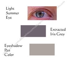 6b83848ef65 Blogger said: Light Summer These are the eyes that get more makeup piled on,
