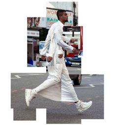 Inspiration for QASIMI SS16: young muslims in Whitechapel and Bethnal Green, London
