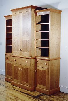 Superb Revere Wall Unit. Brookline MassachusettsMedia CabinetWooden ...