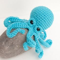 1000+ images about amigurumi jellyfish and octopus on ...