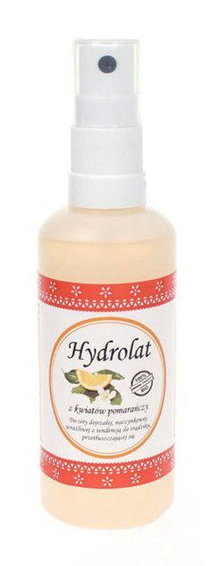 CosmoSPA Naturalny hydrolat z kwiatów pomarańczy 100ml Soap, Bar Soap, Soaps