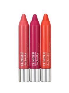 The best tinted lip balm: Clinique Chubby Stick Moisturizing Lip Colour Balm