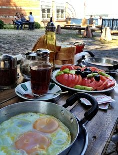 Food Photo – Breakfast a la Bosphorus | Istanbul Food
