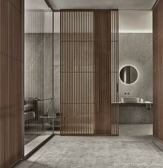 Solid wood interior doors sliding folding doors interior shaker style s Casa Kardashian, Interior Sliding French Doors, Interior Doors, Interior Plants, Door Design, House Design, Zen Design, Interior Architecture, Interior Design