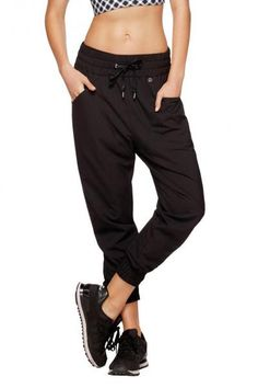 Joggers Joggers, Sweatpants, Weekend Wear, Black Pants, Parachute Pants, Harem Pants, Active Wear, Slim, How To Wear