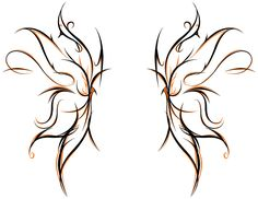 Tribal Butterfly Tattoos | Tribal Butterfly by ~youxknowxnothing on deviantART
