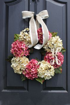 Hey, I found this really awesome Etsy listing at http://www.etsy.com/listing/159195696/hydrangea-wreath-wreath-for-door-fall