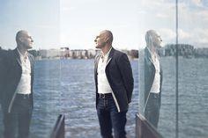 Ilkka Matila - portrait #1  http://www.anderslonnfeldt.com/