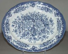 Meakin J and G - Avondale - Meat Dish or Platter