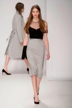 Jasper Conran at London Fashion Week Fall 2014