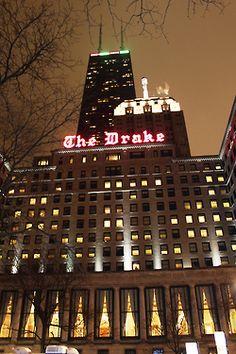 The Drake Hotel - Chicago, IL