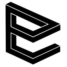 Design Context Blog.: Impossible shape typefaces