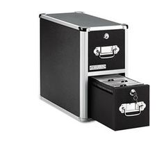 Two-Drawer CD File Cabinet, Holds 330 Folders/120 Slim/60 Std. Cases by Snap-N-Store. $94.99. Two-Drawer CD File Cabinet, Holds 330 Folders/120 Slim/60 Std. Cases
