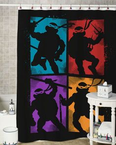 Shop Heroes in a Half Shell ninja turtles t-shirts designed by TomTrager as well as other ninja turtles merchandise at TeePublic. Ninja Turtles Art, Teenage Mutant Ninja Turtles, Ninja Turtle Bathroom, Turtles Forever, Best Anime Shows, 4k Wallpaper For Mobile, Nerd Art, Turtle Party, Shell