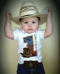 Hey, I found this really awesome Etsy listing at https://www.etsy.com/listing/176020772/cowboy-birthday-shirt-free