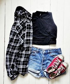 summer's outfit, isn't it?