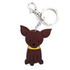 Love Your Breed Acrylic Keychain, Chihuahua -- For more information, visit image link. (This is an Amazon affiliate link)