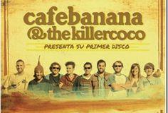 """Cafébanana & The Killercoco obtuvo el 1er. premio del Concurso Iberoamerciano de bandas universitarias """"Universia Rock-Iberoamérica 2011"""", y grabó su primer disco a través del apoyo del Fonam, el que ahora presentan el domingo 23 de junio, a las 20 horas, en la Sala Zitarrosa."""