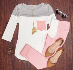 Love the style and colors!!
