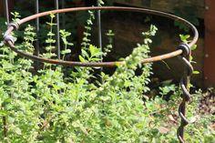 Outdoor Structures, Wreaths, Garden, Decor, Hang In There, Handmade, Florals, Garten, Decoration