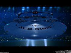 Miranda-class Nautilus in Spacedock by Chris Diston