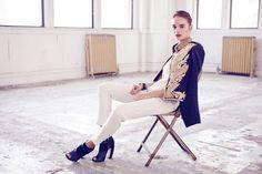 Lace & Tea » vogue: menswear for women