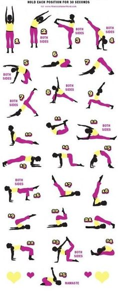 Best health tips yoga
