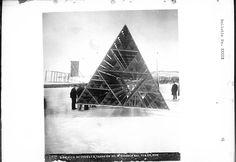 "Alexander Graham Bell's ""Siamese Twin"" kites. grossamer systems. ligereza aerodinámica"