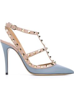 Shop Valentino Garavani 'Rockstud' pumps in D'Aniello from the world's best independent boutiques at farfetch.com. Shop 300 boutiques at one address.