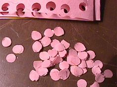 tutorial rosas miniatura