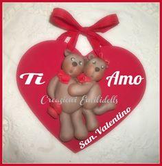 San valentino, by Le Bomboniere di Emilidolls, 10,00 € su misshobby.com