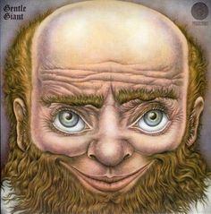 Gentle Giant Gentle Giant Vinyl LP English progressive rock band Gentle Giant, active from 1970 through was made up of multi-instrumentalists Iconic Album Covers, Greatest Album Covers, Rock Album Covers, Lps, Top 100 Albums, Great Albums, Progressive Rock, Lp Cover, Cover Art