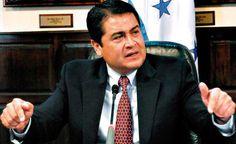 Hernández: Economía ha mejora y ahora vienen a ofrecer dinero a Honduras