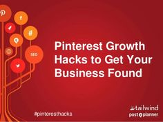 growth Hacks to get your business found / Inbound Marketing, Marketing Digital, Business Marketing, Social Media Marketing, Business Entrepreneur, Business Ethics, Growth Hacking, Pinterest For Business, Virtual Assistant