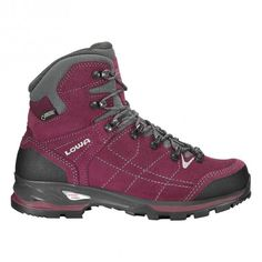 LOWA Vantage GTX Mid női túrabakancs Hiking Boots, Hiking Trails, Nylons  Heels, Gore ba79dbf1b1