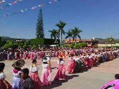 Dia de la virgen de candelaria# Danza san fernando