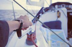 Auf hoher See - Tampen Kiel Armband GER 1602  www.tampen-kiel.de  Tampen Kiel, TampenKiel, Tampen, Kiel, Armband, maritim, Segelarmband, Tau, Segeltau, Segeln, Surfen, Knoten, Bracelet, nautical, Sailingbracelet, Rope, Sailing, Surfing, Surffashion, Knots, handmade.