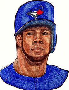 Edwin, Toronto Blue Jays, Jpg, Olympics, Hockey, Baseball Cards, Sports, Hs Sports, Sport