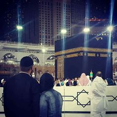 In Sha Allah one day I will have this experience! Cute Muslim Couples, Romantic Couples, Cute Couples, Family Goals, Couple Goals, Mecca Kaaba, Mekka, Beautiful Muslim Women, Marriage Goals