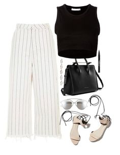 """""""Untitled #1710"""" by samikayy76 ❤ liked on Polyvore featuring Topshop, 3.1 Phillip Lim, Julien David, Christian Dior, Henson and Trish McEvoy"""