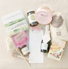 Spring Wedding Inspiration by Sweet Tea Photography - Southern Weddings Welcome Baskets, Welcome Bags, Welcome Gifts, Wedding Favors, Wedding Day, Wedding Things, Spring Wedding Inspiration, 10 Year Anniversary, Southern Weddings